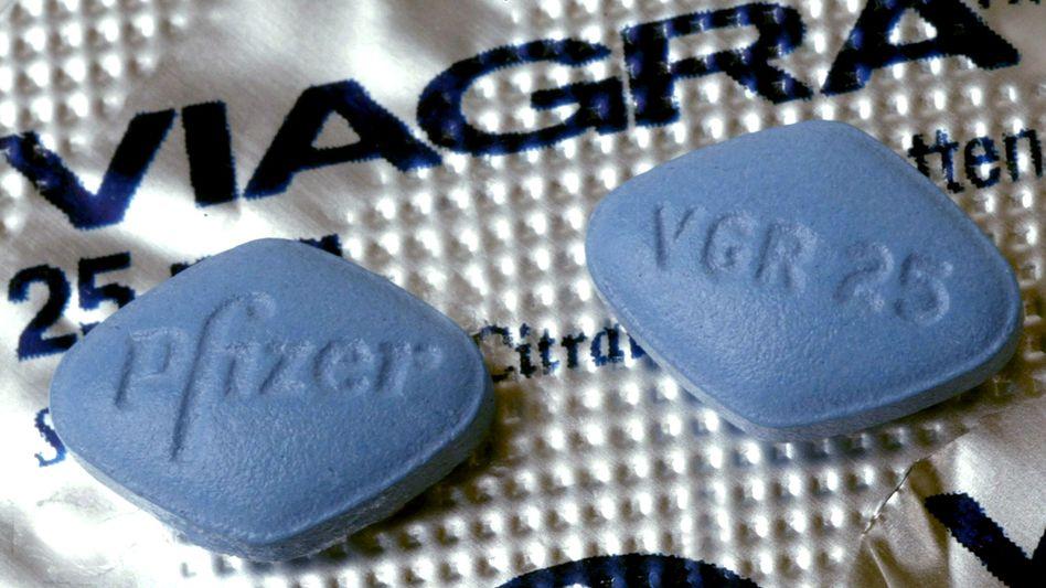 Zwei Tabletten Viagra