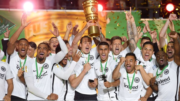 DFB-Pokalfinale: Rebic ist der neue Détári