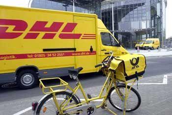 """Post-Tochter DHL: """"Zweistellige Zuwachsraten"""""""