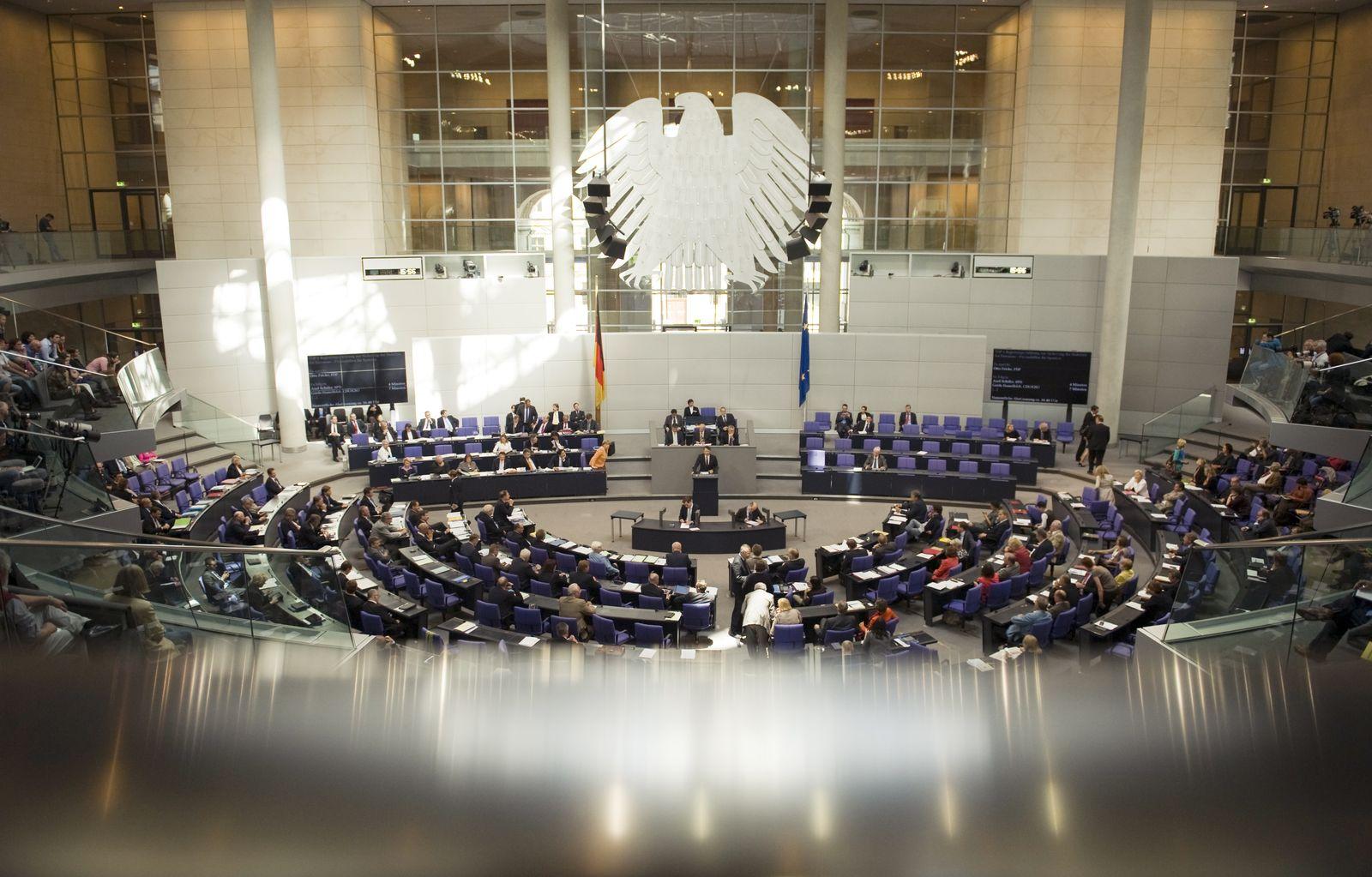 NICHT VERWENDEN Bundestag/Nebeneinkünfte