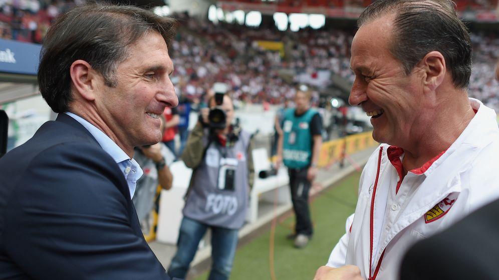 Fußballbundesliga: Die Süd-Klubs jubeln im Abstiegskampf