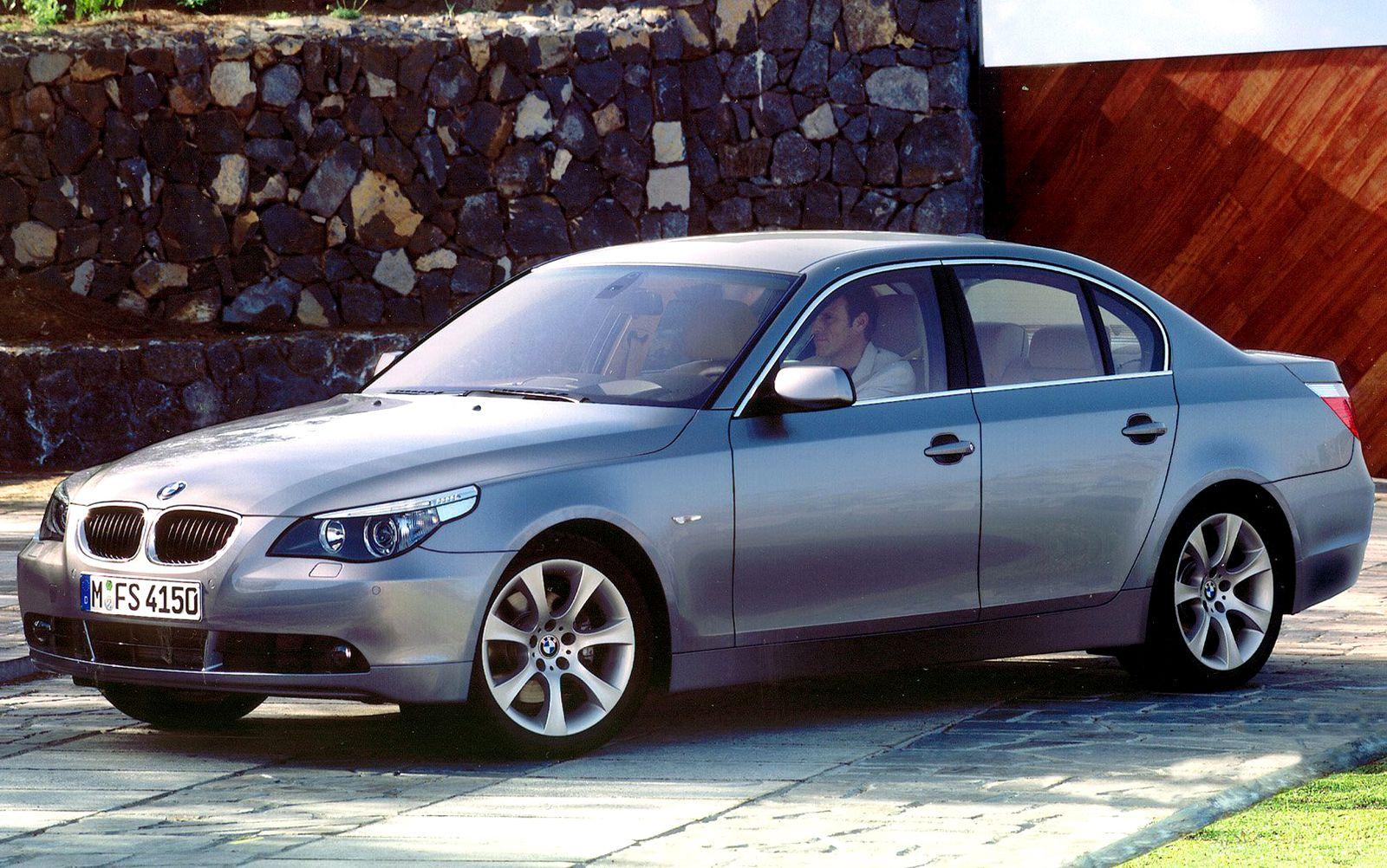 Die zehn meistgeklauten Autos / Neuer 5er BMW