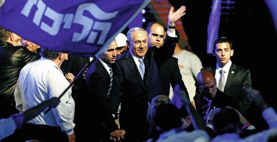 Wahlsieger Netanyahu: Es wird keine zwei Staaten geben