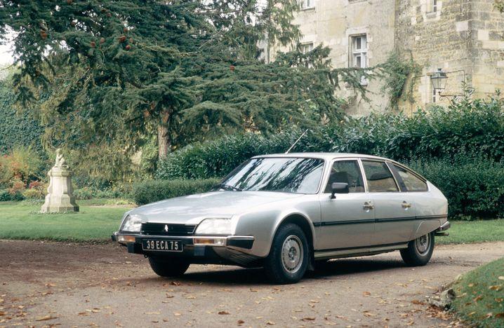 Der CX war windschnittig und vergleichsweise sparsam im Verbrauch