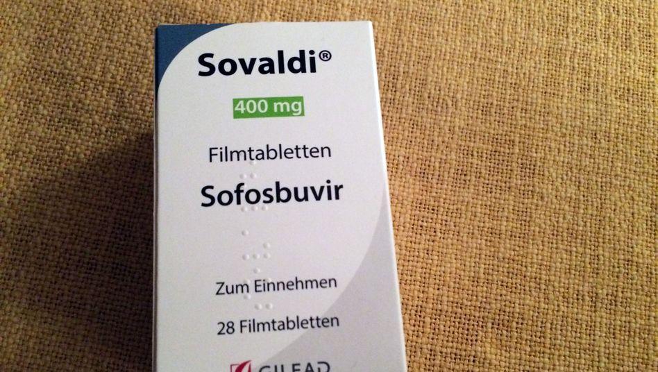 Hepatitis-C-Medikament: 24-Wochen-Therapie für bis zu 200.000 Euro