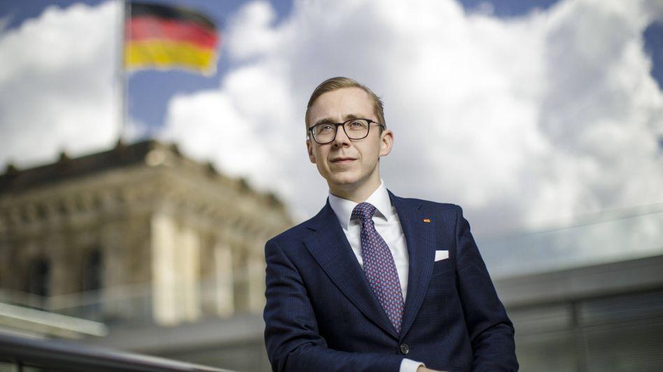 Abgeordneter Amthor: »Schlupflöcher und Transparenzdefizite«