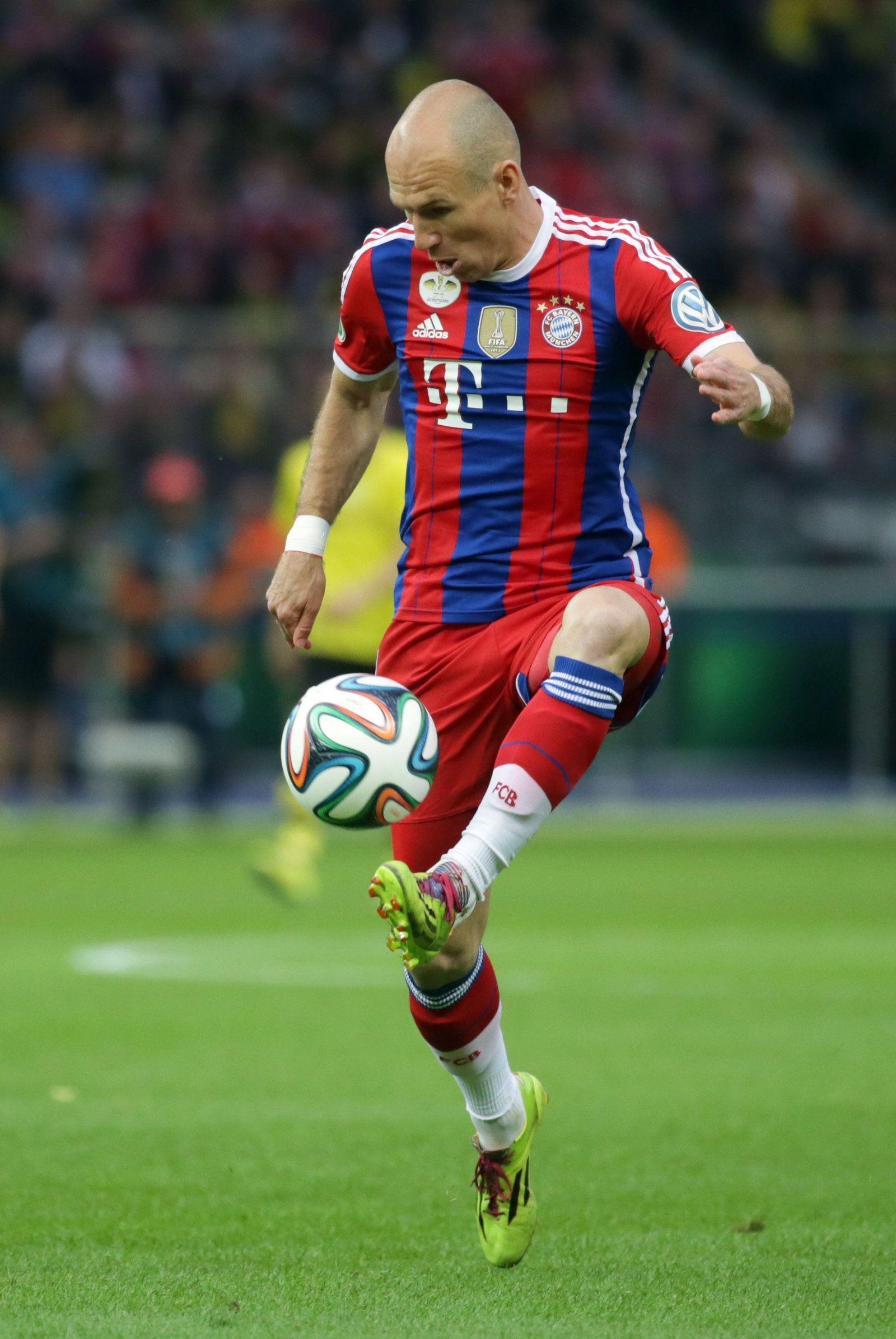 Bayern München, Robben