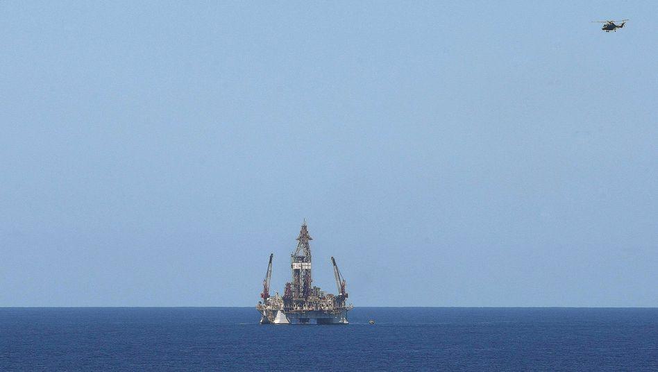 Petrobras-Bohrinsel: Der brasilianische Ölkonzern soll ins Visier der NSA geraten sein