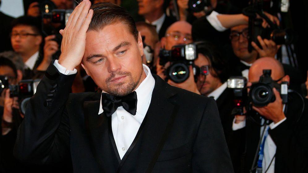 Leonardo DiCaprio: Ab ins All