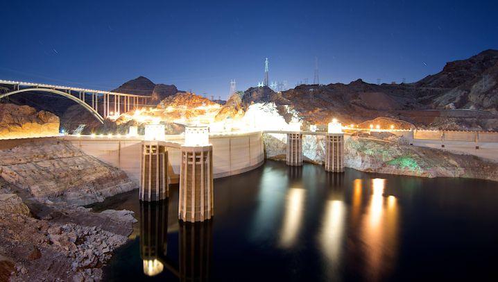 XXL-Staudämme: Kathedralen der Naturbezwingung