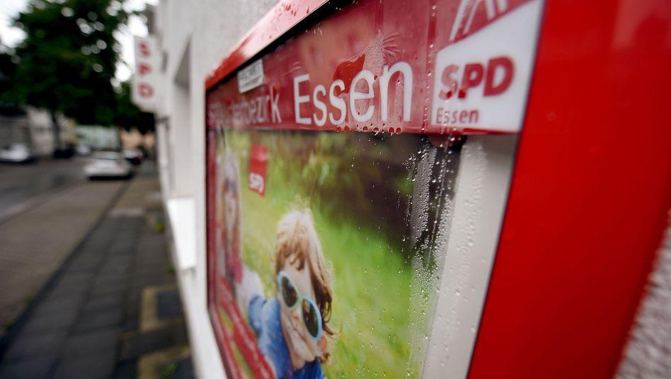 SPD-Unterbezirk Essen