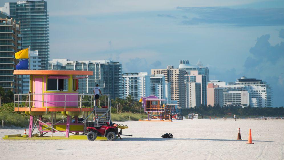 "Hurrikan ""Irma"": Florida in Gefahr"