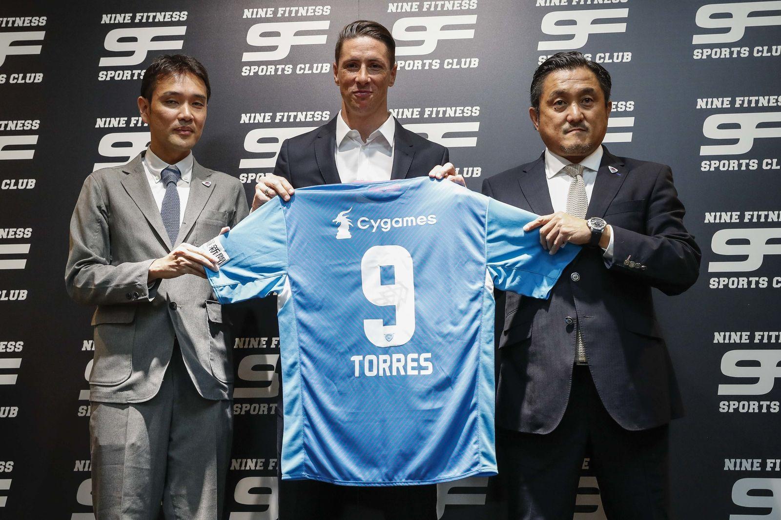 Fernando Torres wechselt nach Japan