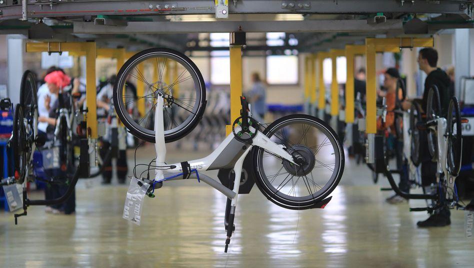 Fahrradproduktion der Mifa: Ex-Energiemanager Claassen wird Aufsichtsrat