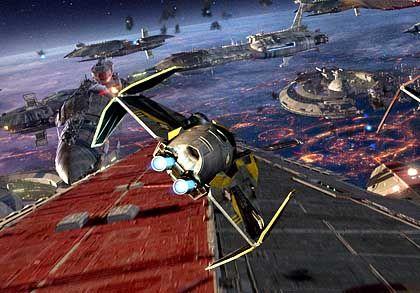 """Star Wars III: """"Vor-Veröffentlichung"""" im Internet"""