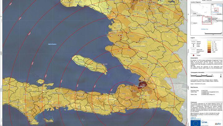 Haiti: Inselstaat in der Erdbebenzone