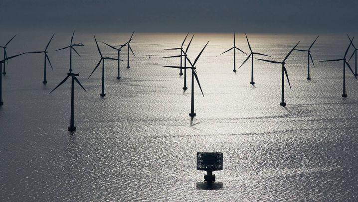 Nordsee-Supergrid: Europa unter Strom