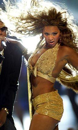 "Beyoncé Knowles: Mitglied im ""Dream-Team"""