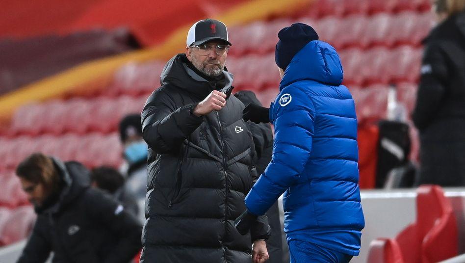 Jürgen Klopps FC Liverpool unterlag Thomas Tuchels FC Chelsea