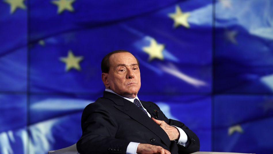 Europawahl: Berlusconi-Partei schürt Ressentiments gegen Deutsche