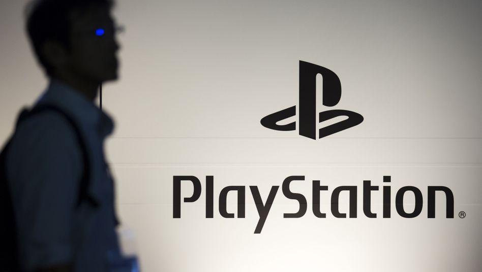 Playstation-Stand auf einer Messe: Zum Jahresende kommt die Playstation 5