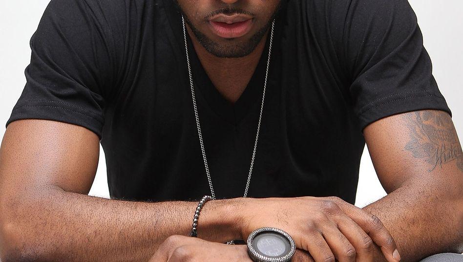 US-Sänger und Songwriter Jason Derulo