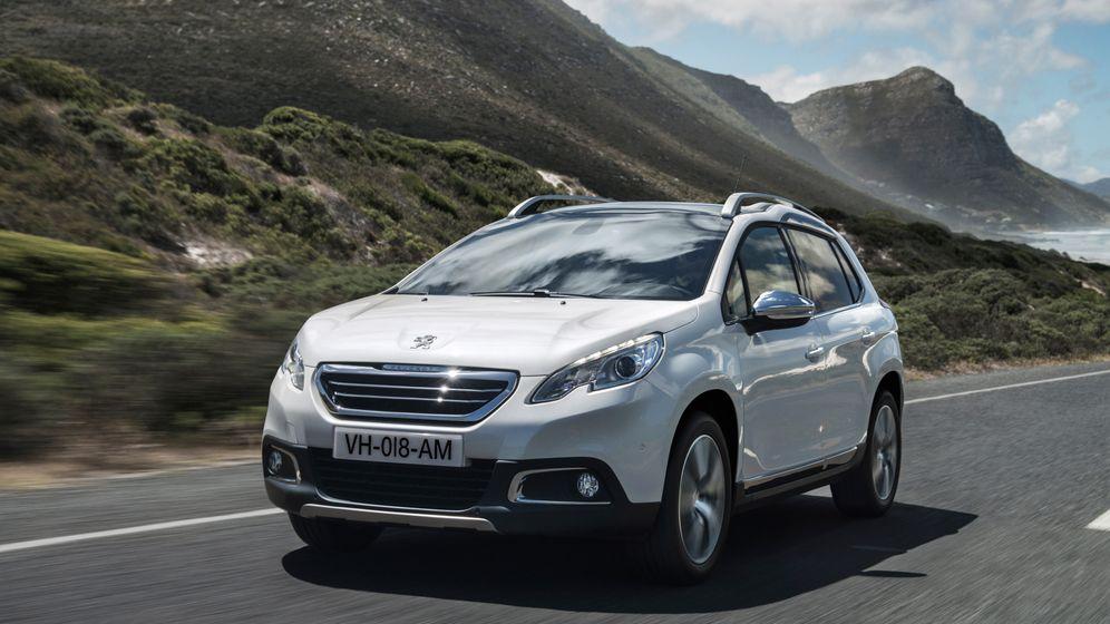 Autogramm Peugeot 2008: Kleinwagen auf großem Fuß
