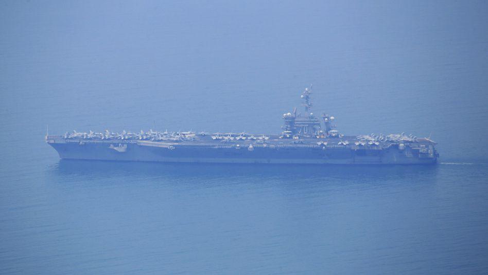 "USS ""Carl Vinson"""