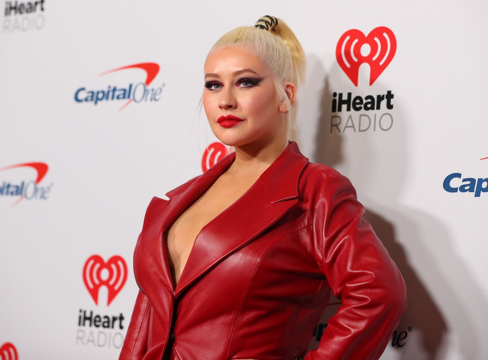 EINMALIGE VERWENDUNG Christina Aguilera