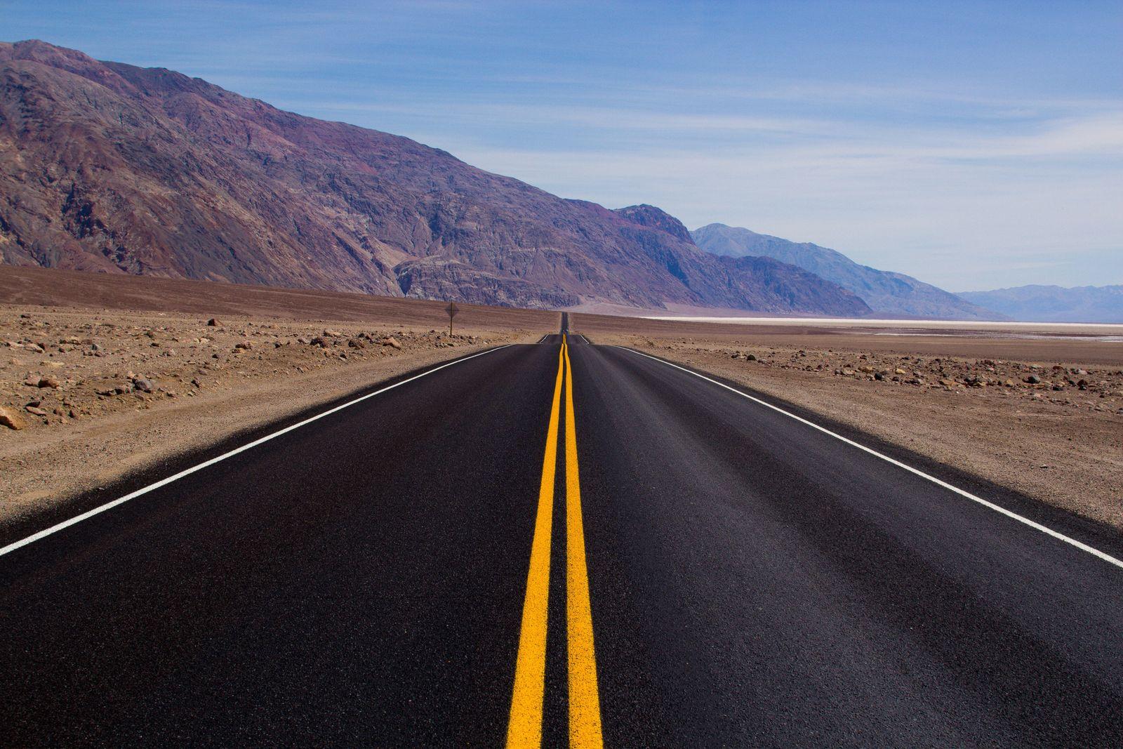 Road through Death Valley adventure, america, California, death valley, desert, hike, hiking, holiday, hot, Journey, la