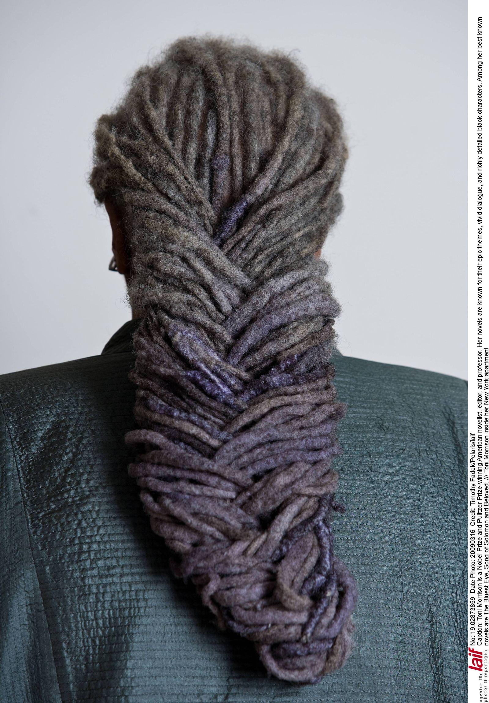 EINMALIGE VERWENDUNG SPIEGEL Plus SPIEGEL 17/2017 Toni Morrison STARTBILD