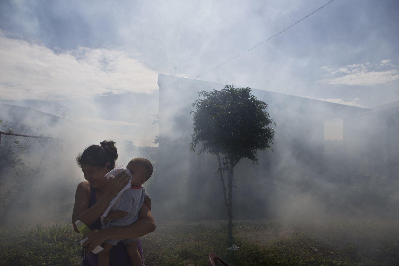 Nicaragua Chikungunya