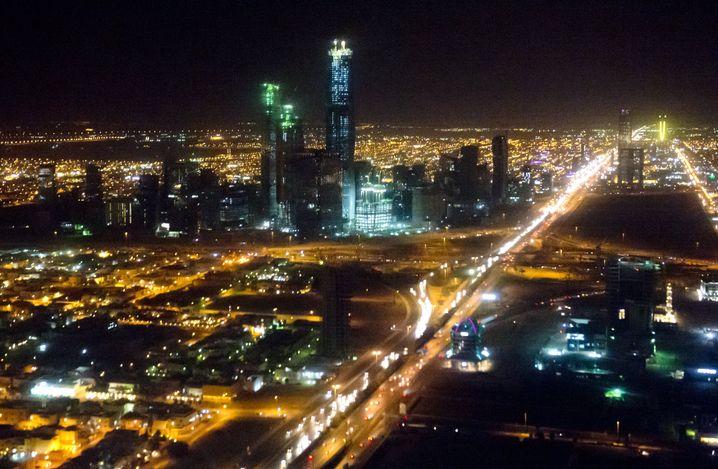 Saudi-Arabische Hauptstadt Riad: Gewaltige Umverteilungsmaschine