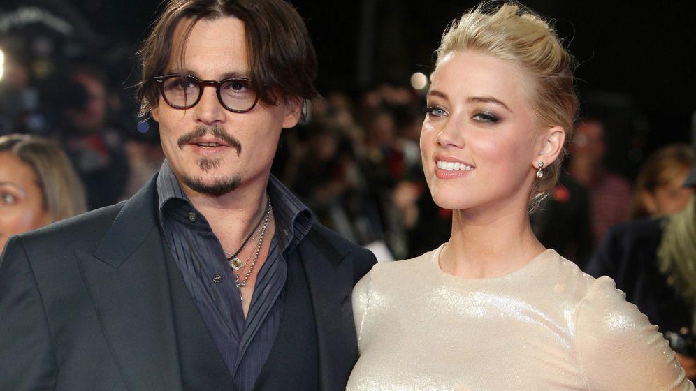 Johnny Depp und Amber Heard: Scheidung nach 15 Monaten Ehe