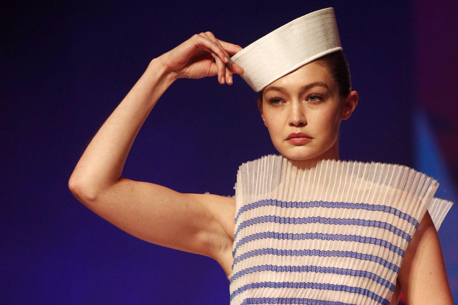 Jean Paul Gaultier - Runway - Paris Haute Couture Fashion Week S/S 2020, France - 22 Jan 2020
