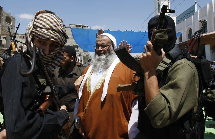 Abdel-Latif Mussa: Theokraten sollen Palästinensergebiete führen