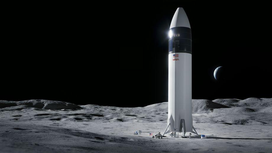 Wen schießt die Nasa zum Mond?