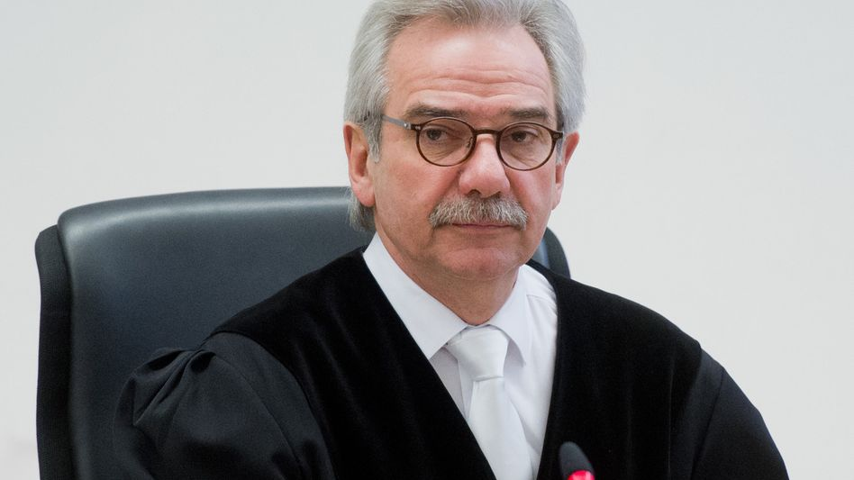 """Richter Wolfgang Rosenbusch: """"Wir haben ein Problem"""""""