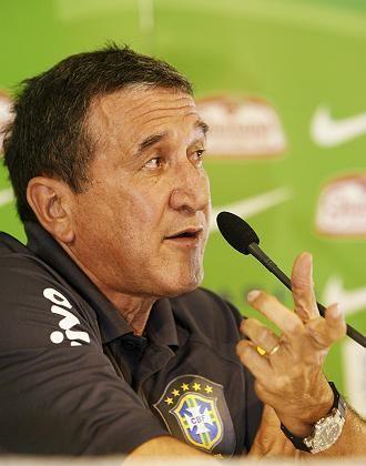 Brasilien-Coach Parreira: Ein Spiel, in dem niemand glänzte