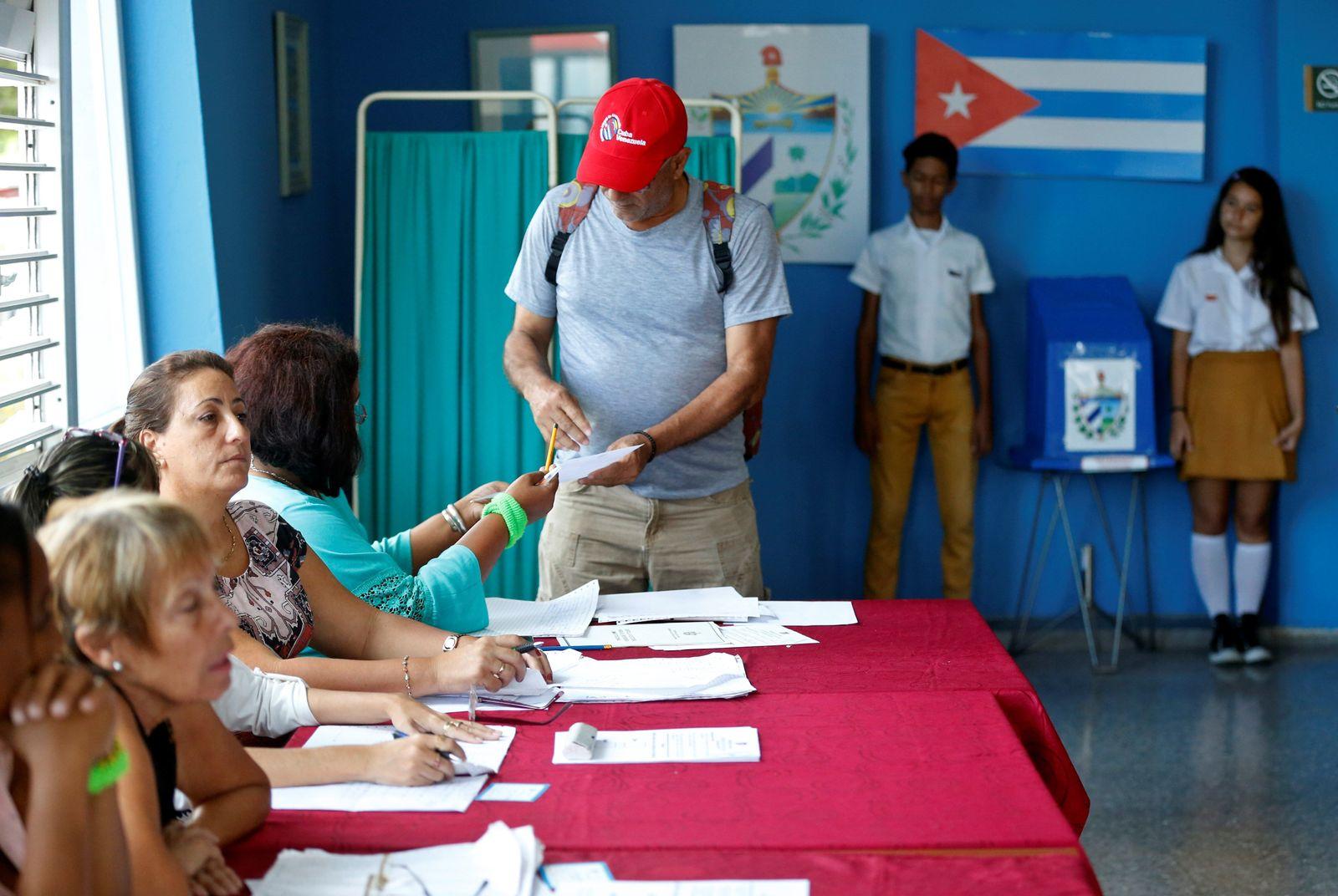 Kuba Referendum