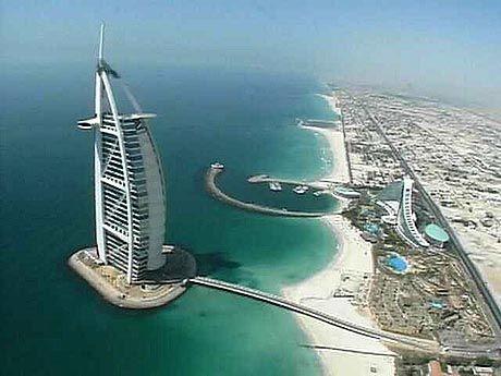 Wüstenperle Dubai: Der pure Luxus ist nur noch als Luxus pur erhältlich
