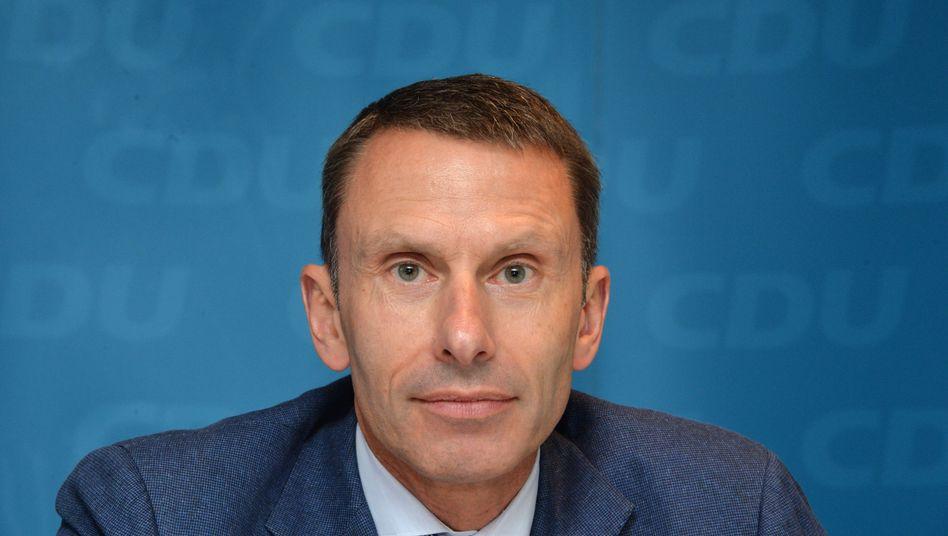Jörg Kastendiek, Landesvorsitzender der CDU-Bremen (Archivbild)