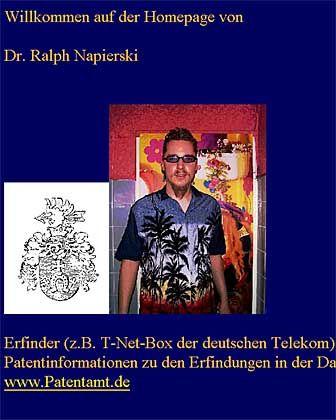 Homepage: Schillernde Gestalt