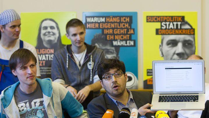 Berlin-Wahl: Die 15 Berliner Piraten