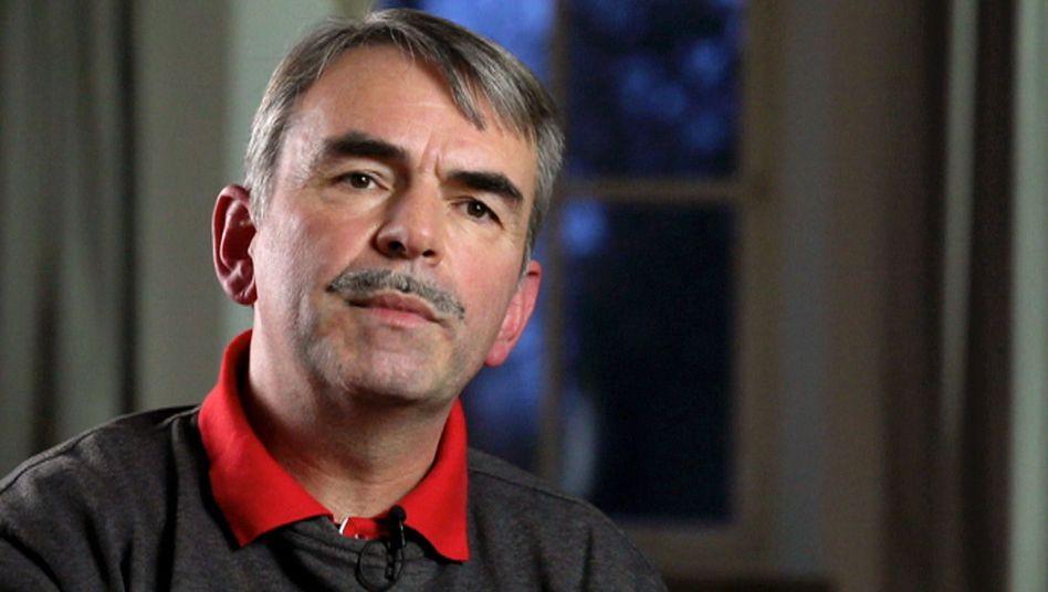 Psychiatrie-Insasse Mollath: Der 56-jährige Nürnberger sieht sich als Justizopfer