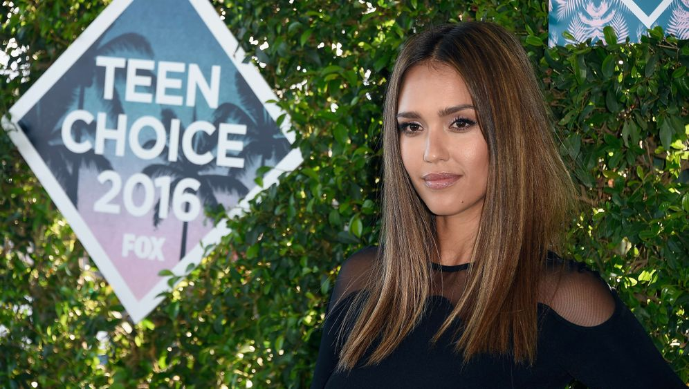 Teen Choice Awards: Jessica Albas Botschaft