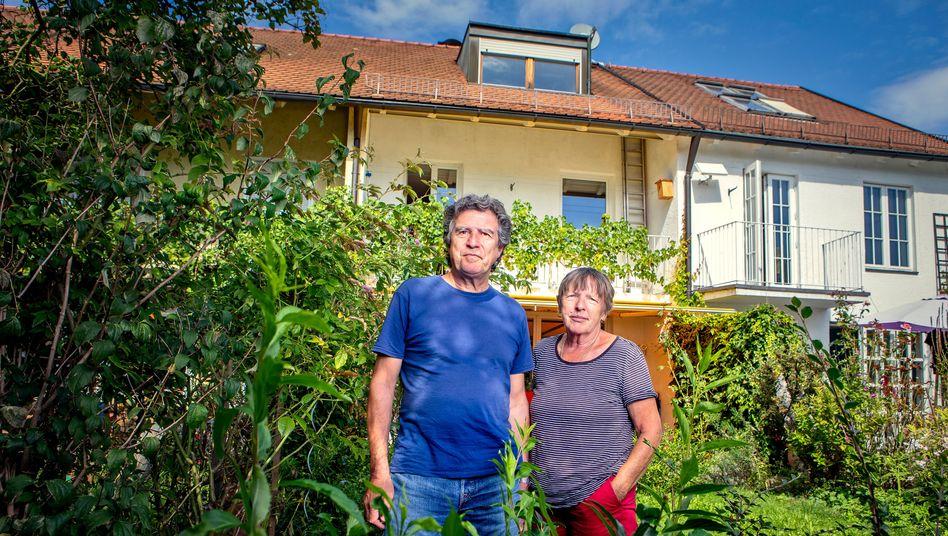 Vermieter in München: Elisabeth Wiskott und ihr Mann Ernst Krischak