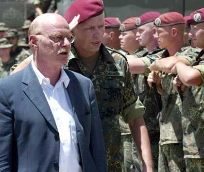 Seine Jungs wollen nach Hause: Struck in Kabul