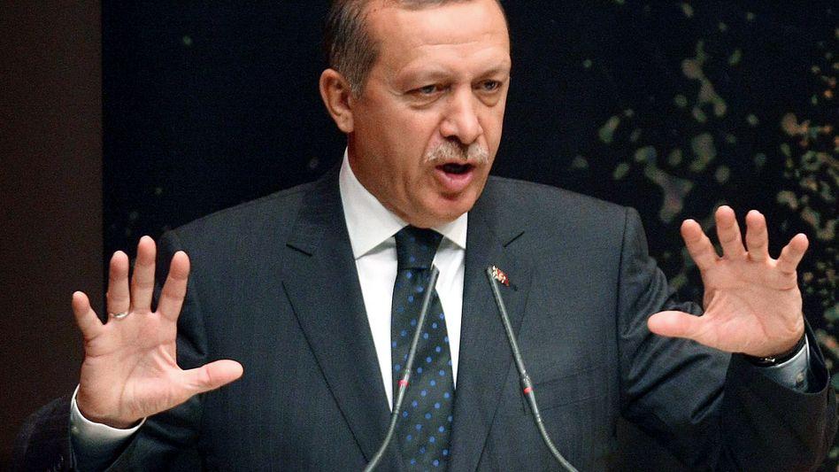 Erdogan: Wird der türkische Ministerpräsident zum neuen Nasser?