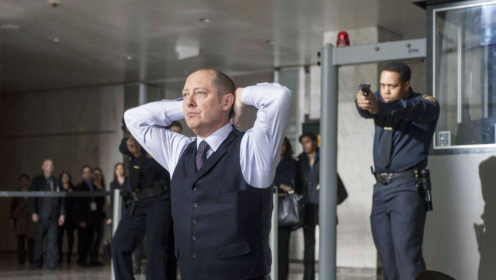 """US-Serie """"The Blacklist"""": Superschurke in der Telefonzelle"""